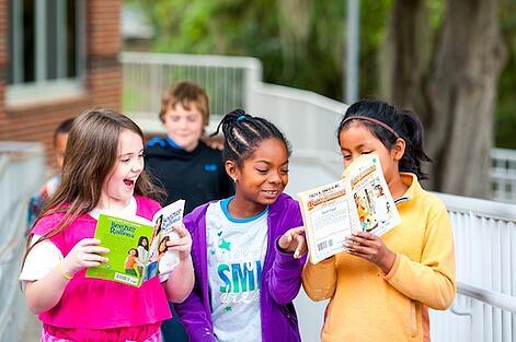 Inspire a Love of Reading AfterSchool KidzLit